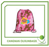 waterproof cheap small camouflage drawstring bag