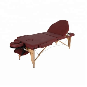 Portable Tattoo Treatment Table Thai Spa Massage Bed