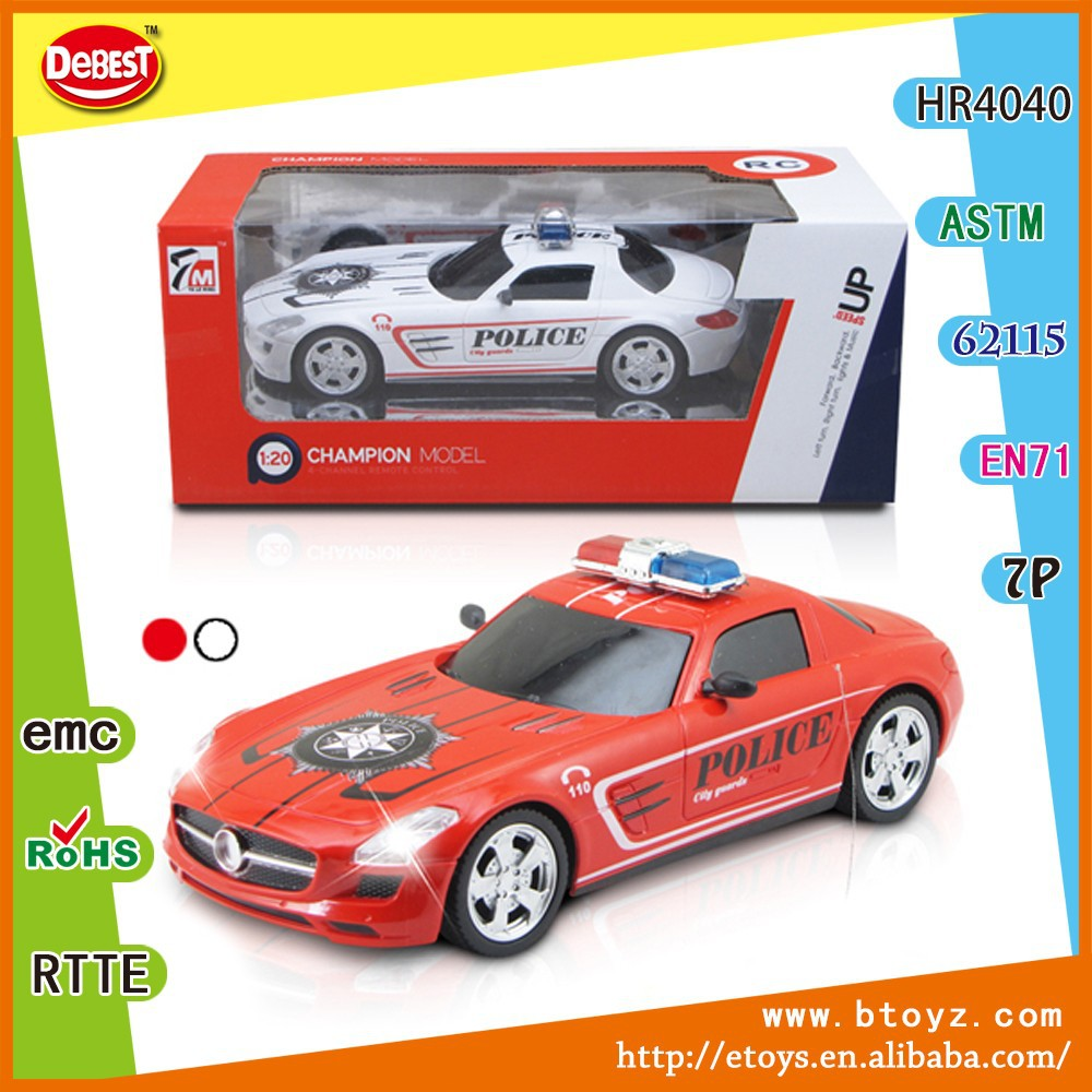 4 Channel RC Cars For Kids , Play Car Racing Games For Boys