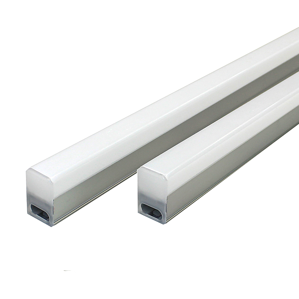 replace 28w fluorescent fixture BIS linkable 4ft retrofit 22w 6500k t5 led tube light