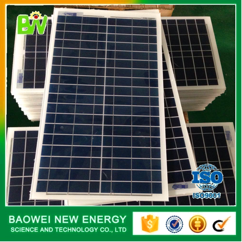Customized Sunpower Semi Flexible top point solar panels