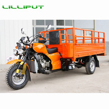 250cc Strong Absorber Thick Rubber Tire Big Truck Cargo Tricycle