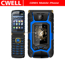 Rover X9 Dual Screen Flip Dual SIM mobile phone 1500mAh battery