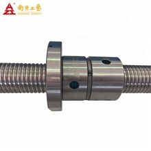China cheap price 300-1000 mm length range bearing steel linear guide ball screw for cnc machine