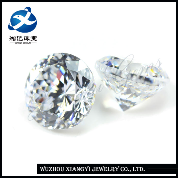 diamond lab created cubic zircon acrylic gems cubic zirconia gems for jewelry