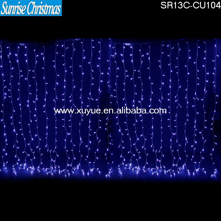 christmas outdoor led icicle lights led decorative serial lights - Led Christmas Icicle Lights