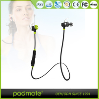 Sport mini dual channel stereo bluetooth headset /bluetooth earphone/China wireless headset ,vr gaming bluetooth headphone