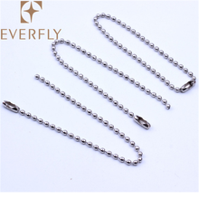 wholesale stainless steel cheap ball chains