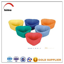 Customized colorful flexible silicon rubber cup washer