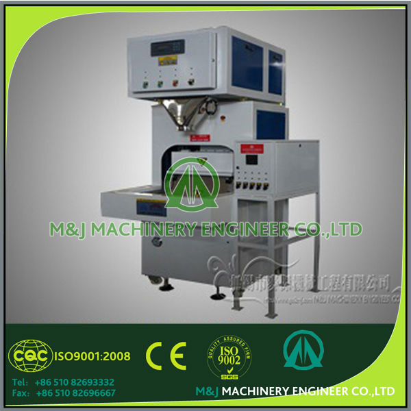 new condition modified atmosphere packing machine