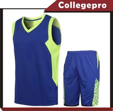 wolesale sportswear for school basketball jersey uniform design
