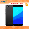 Original UMI UMIDIGI Z PRO Auto Focus 3D Capture Dual Rear Camera Mobile Phone