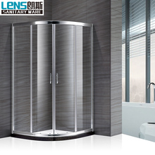 Dubai economic standard size shower room 900x900mm