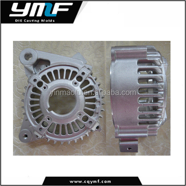 Aluminum Alloy Die Casting Shell of Auto Generator