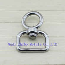 Alibaba express customized Special D ring type European swivel