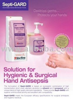 SEPTI-GARD HAND RUB product