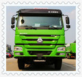 HOWO CAMION TIPPER TRUCK