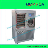 Factory price industrial freeze dryer fish drying equipment