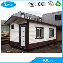 Low-maintenance tiny houses comfortable container homes house plans