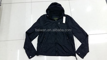 Garment factory high quality cheap women jacket closeout stock overstock clearance
