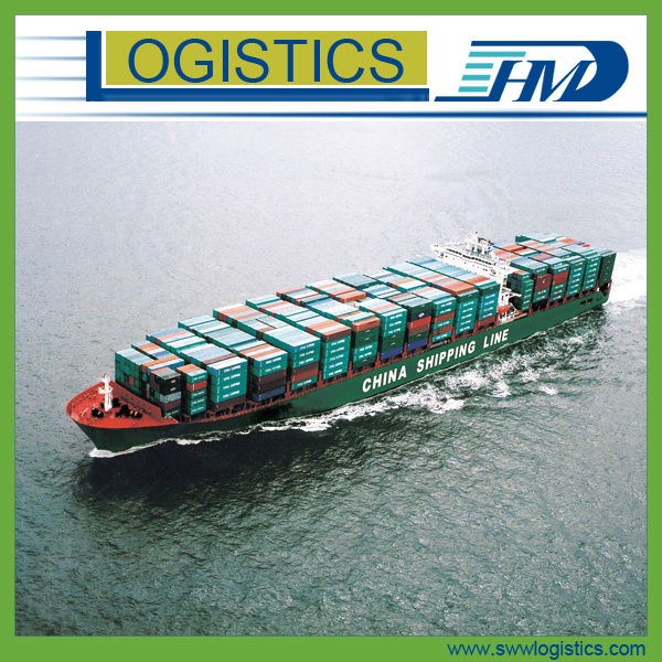 Cheap sea freight shipping from China to Bergamo