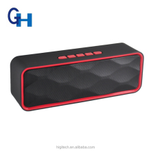spare parts for mobile phones gadgets wholesale classical bluetooth speaker 2017 with Stereo sound