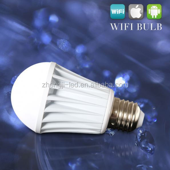 2015 NEW 85-265V 110V 220V 2.4G Wireless Dimmable GU10 4W E14 5W E27 6W 9W Mi Light Bulb RGBW RGBWW Led Lamp Smart Led Light