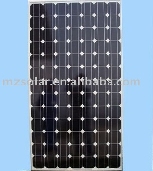 300W high efficiency and lower price solar panel