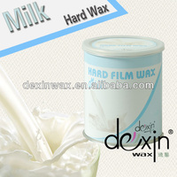Milk hair removal hard wax for sensitive skin