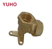 3/4 inch Metal Female Copper and Brass Fitting for 300 series Stainless Steel Flexible Hose