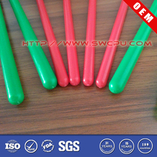 Plastic material hair stick or flexible plastic stick