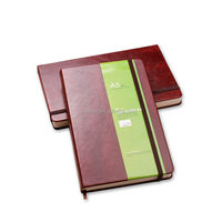 New 2015 Retro Leather Bound Notebook Office Supply Manufacturer