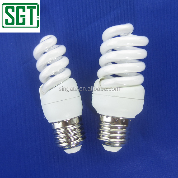 Best quality cheap modern lighting factory china CE IEC LED flower shape spiral energy saving light bulb