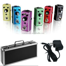 2015 China manufacturer rowin music Guitar Pedals & Effects Pedals