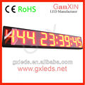 New large 8'' semi-outdoor led digital timer