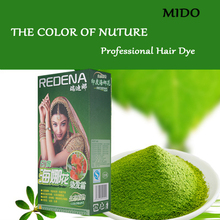 Hot sell permanent henna speedy hair color cream and iso hair color chart