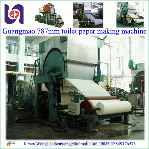 2015 tissue paper making machine,/tissue cutting and folding machinery