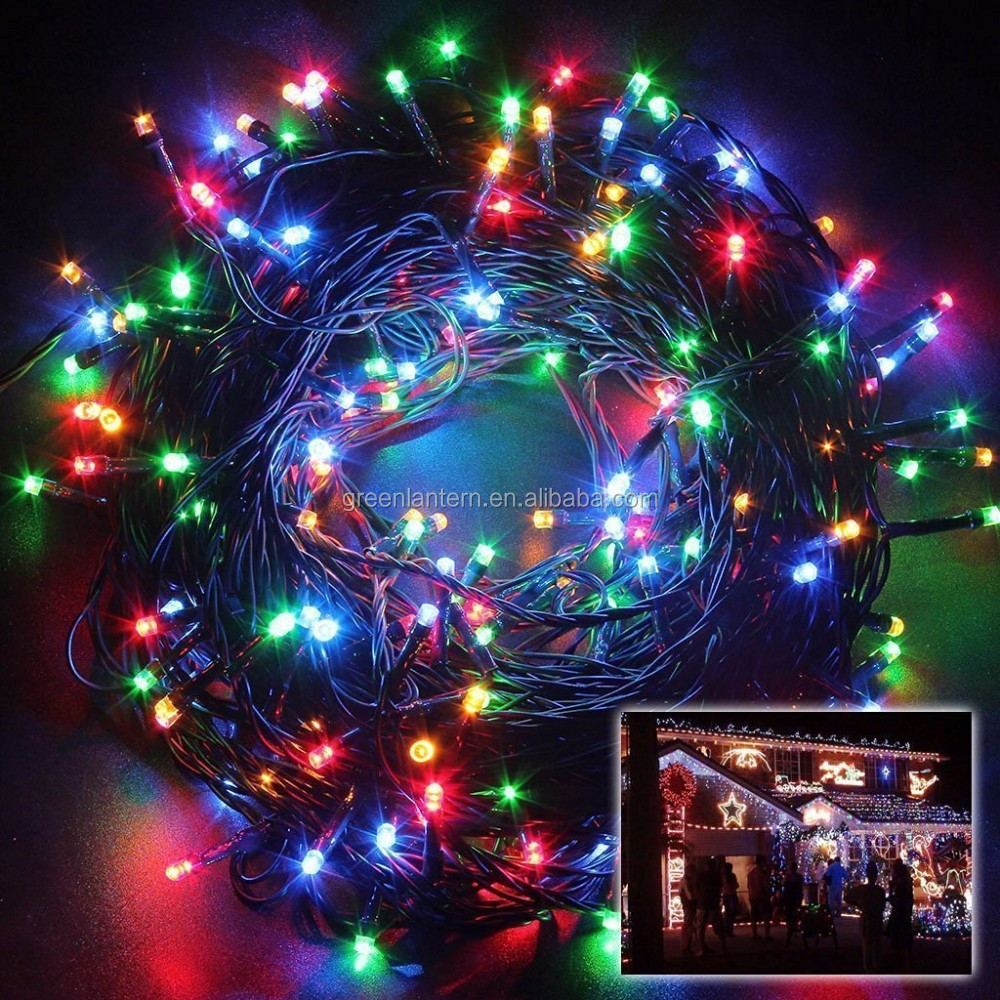 Solar Powered String Lights, Addlon Fairy Outdoor String Decorative Lights,  72ft 200 LED 2