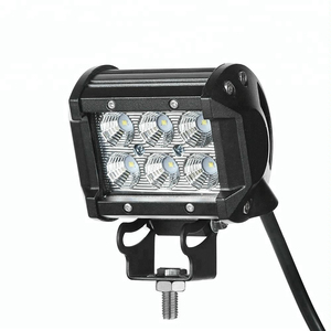 Factory Selling High Quality LED Work Light 18W Car LED Work Light