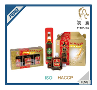 Alcoholic Beverage ginseng juice wine