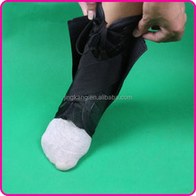 adjustable ankle brace ankle splint ,orthopedic ankle support for health sports