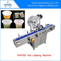 labeling machine supplier cosmetic bottle adhesive sticker labeling machine