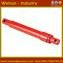 single piston hydraulic cylinder for car lifting jack frame