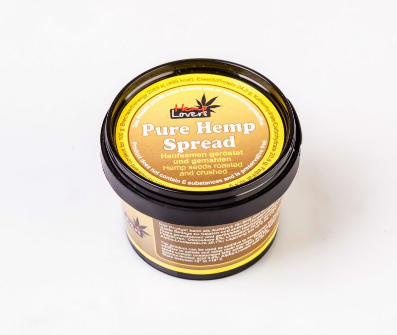 PURE HEMP SPREAD 100g