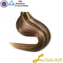 Wholesale Factory Virgin Remy Clip In Volumizer Hair Extension