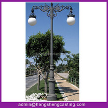 High Quality Cast Iron Light Columns From China Supplier