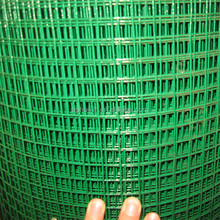 "5000 rolls 3/4""*3/4"" PVC coated square welded wire mesh in stock"