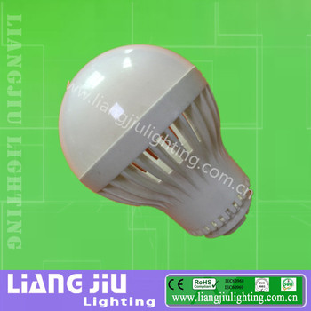 pc Led bulb plastic lamp cover &housing for 3w 5w 7w 9w 12w 15w