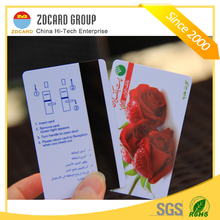 creative design top sell blank magnetic card nfc smart card
