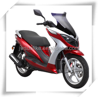More Cool design big 150cc scooter Gas powered sports scooter/150cc big wheels scooter with gasoline engine